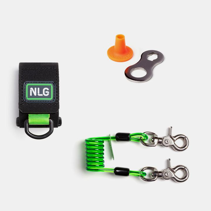 NLG Screwdriver Tool Tethering Kit