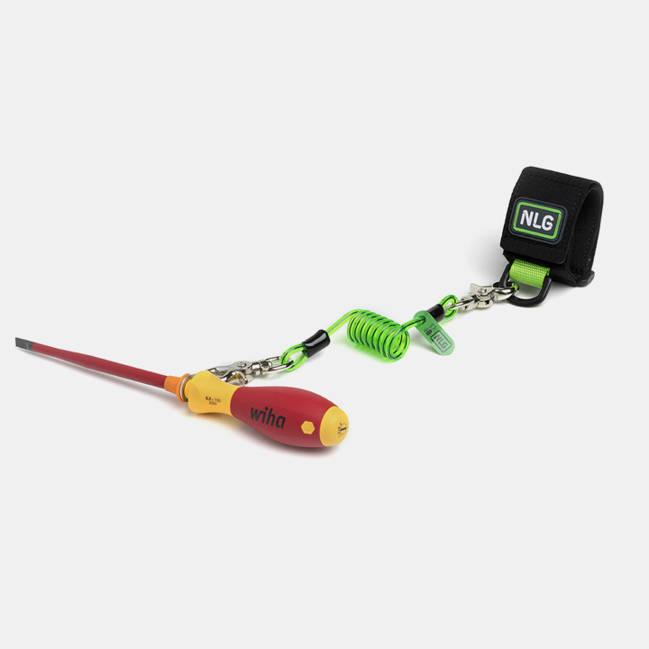 Screwdriver Tool Lanyard Tethering Kit