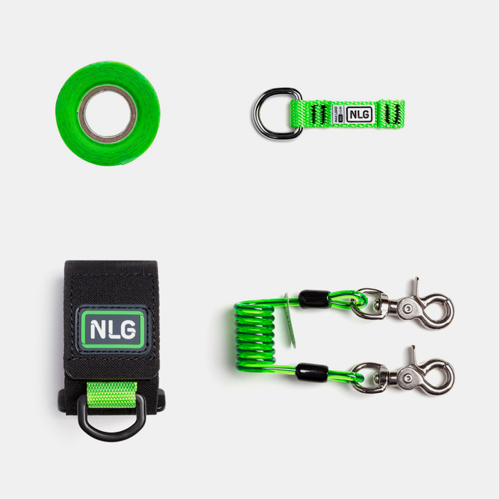NLG Small Hand Tool Tethering Kit